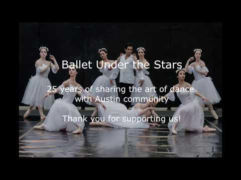 Ballet Under the Stars - Austin, TX