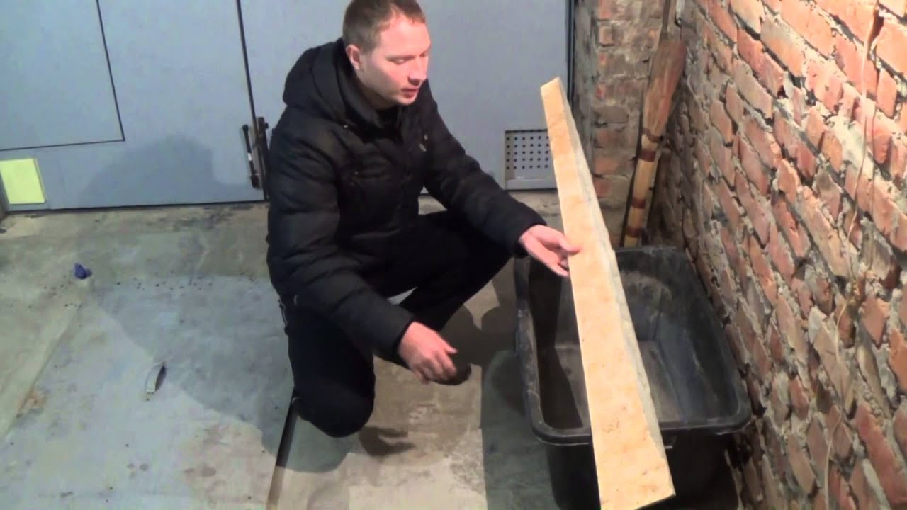 Как сделать пол в гараже своими руками - пошаговое руководство