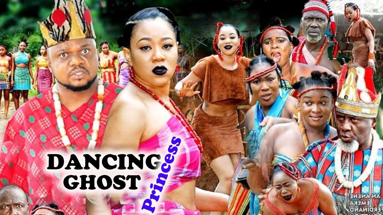 Download DANCING GHOST PRINCESS Complete Part 1&2-[NEW MOVIE]KEN ERICS CHINENYE UBA LATEST NIGERIAN MOVIES