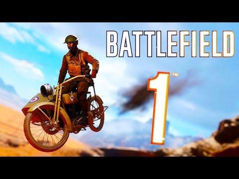 Battlefield 1 - Random & Funny Moments #4 (Tank Trolling, Funny Glitches!)