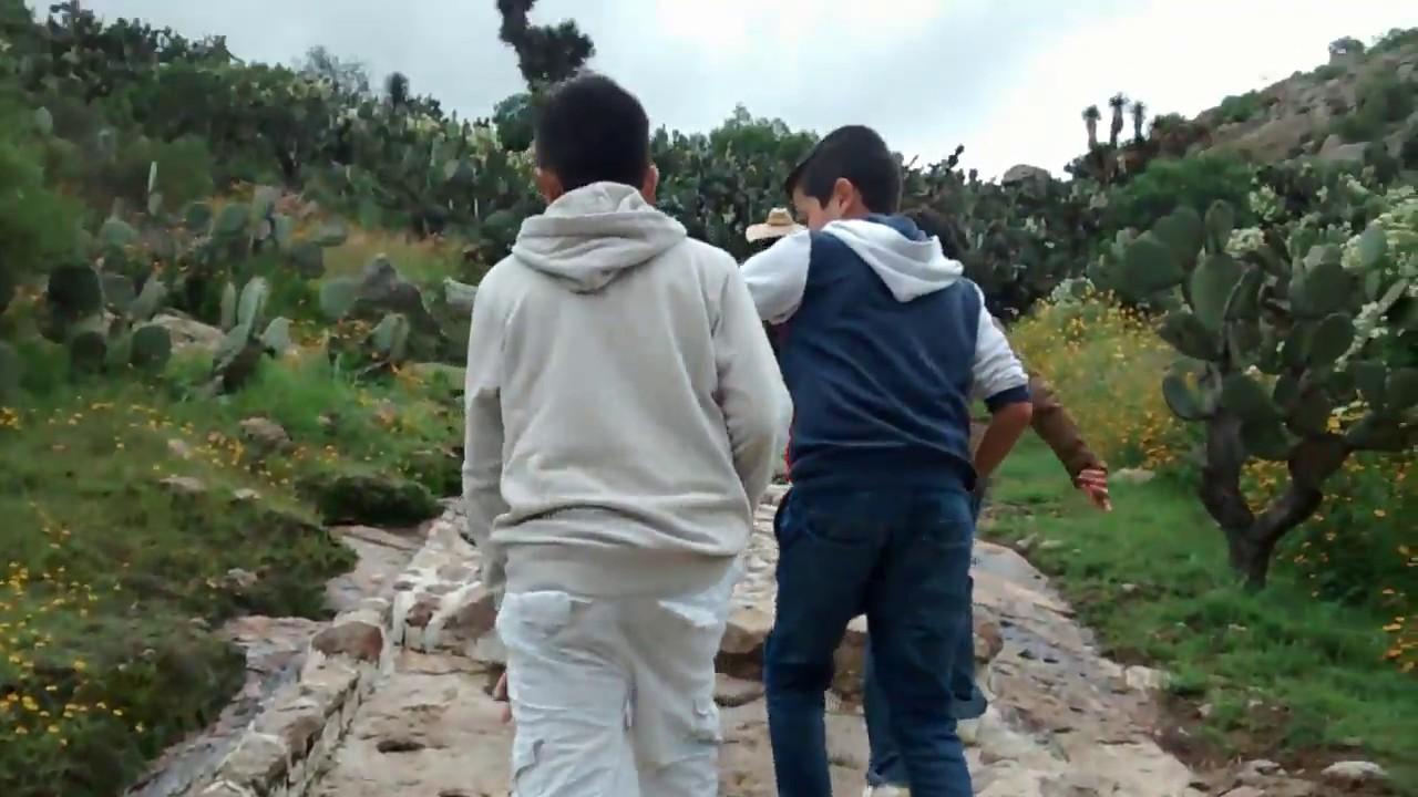 Subiendo El Cerro El Coporo Ocampo Guanajuato Youtube