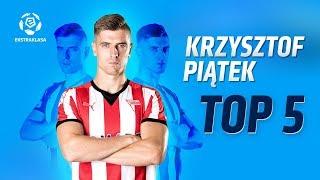 Krzysztof Piątek: TOP 5 [Zagłębie Lubin, Cracovia]