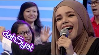 "Dewi Sandra ""Aku Pulang"" Ost. Haji Backpacker - dahSyat 21 September 2014"