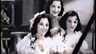 The Boswell Sisters - Crazy People 1932