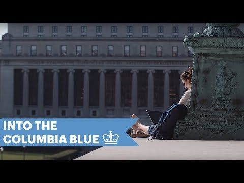 Into the Columbia Blue | Undergraduate Admissions Video | Co