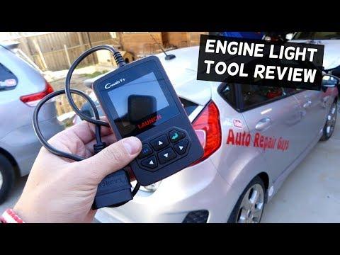 ENGINE LIGHT TOOL RESET LAUNCH CREADER V PLUS