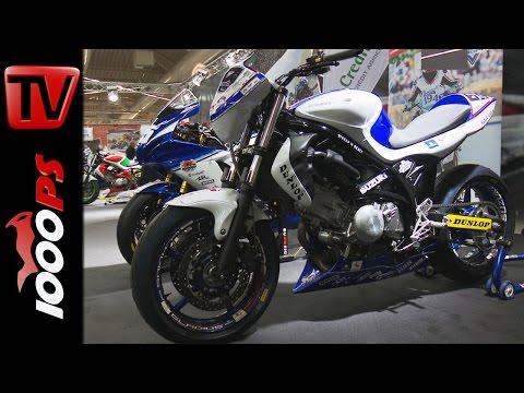 Suzuki Gladius Cup   Suzuki Club Motorräder Dortmund 2016