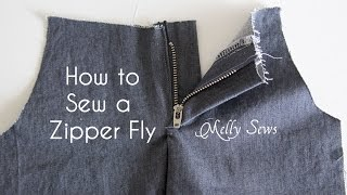How to Sew a Zipper Fly Mp3
