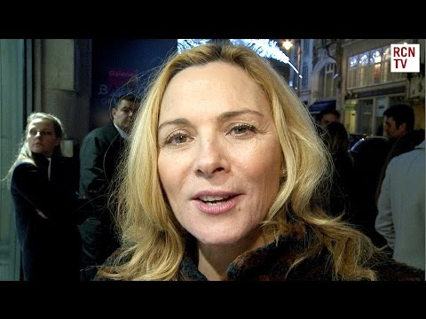 Kim Cattrall Interview - Sensitive Skin, Bayrshnikov & Sex and the City 3