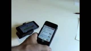как настроить видеозвонок c iPhone на 3G гаджет Реалвизор