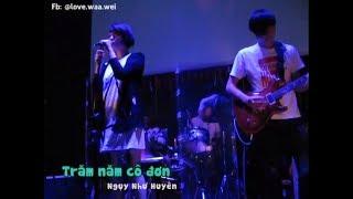 [Vietsub - Live] Trăm năm cô đơn ~ Waa Wei Ngụy Như Huyên ~ Cover Vương Phi
