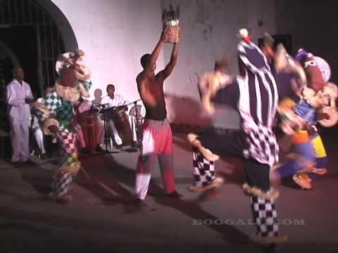 Ireme - Abakua Dance Performance