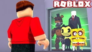 THE ULTIMATE HARDEST SCARY ELEVATOR! (Roblox Adventures RedHatter)