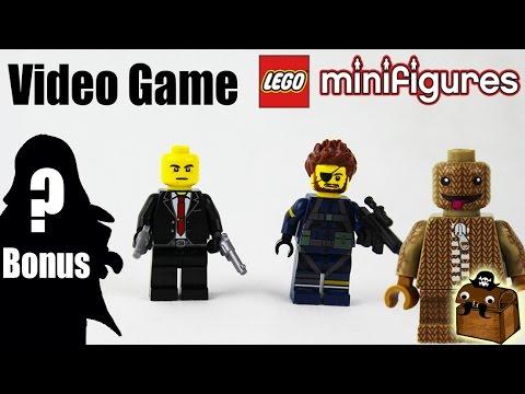 New Custom LEGO Minifigures 2017