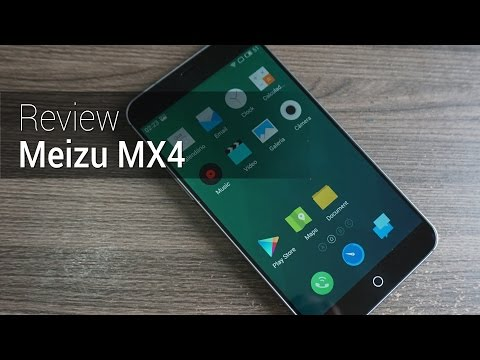 Análise: Meizu MX4 - Review do Tudocelular.com