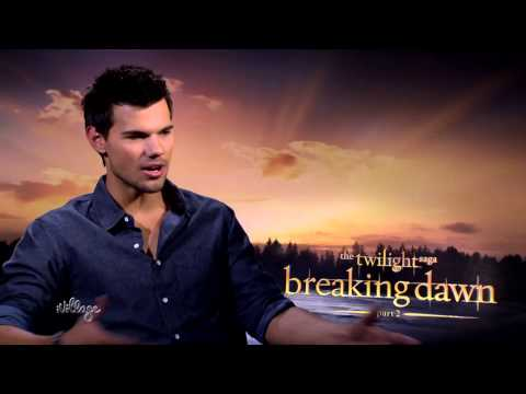 Taylor Lautner on His Amazing Abs: