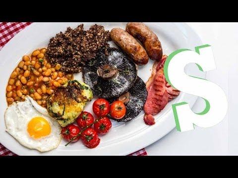 Full English Breakfast Recipe - SORTED Eats Britain