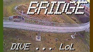 "Video First ""Bridge Dive"" ...or...  An H-Town FPV adventure! pt.1 download MP3, 3GP, MP4, WEBM, AVI, FLV Juli 2018"