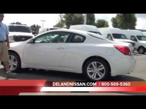 2012 Nissan Altima 2dr Car2 5 S Coupe White c110614