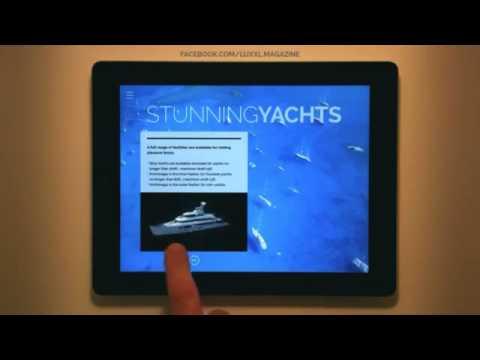 LUXXL   tablet magazine