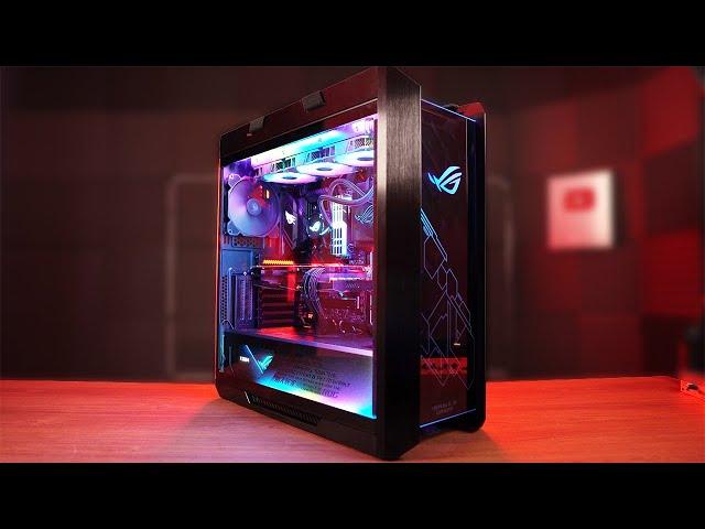 J'ai monté un MAGNIFIQUE PC Gamer ROG x AMD B550 (3400€)