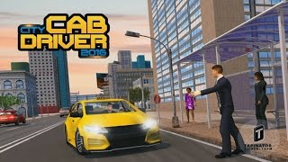 City Cab Driver 2016 - Android Gameplay HD
