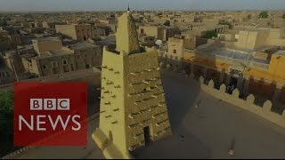 Mali: A Timbuktu Adventure: Any peace to keep? BBC News