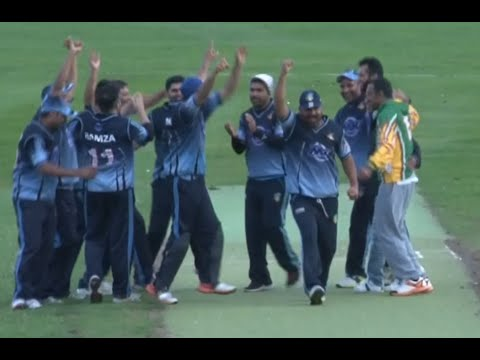 Oslo Ck Vs Christiania CK ( T-20 Norway ) 2016
