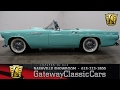 1955 Ford Thunderbird Convertible, Gateway Classic Cars-Nashville#432