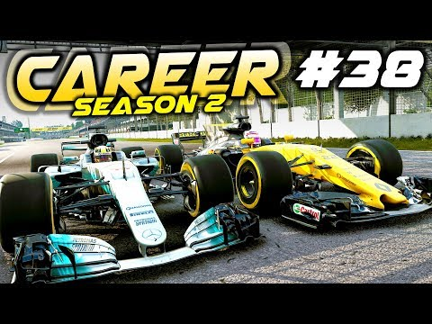 F1 2017 Career Mode Part 38: NEW Q2 STRATEGY TACTIC PAYS OFF?!
