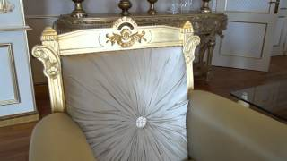 Проект интерьера кабинета ot Султан Мебель в Стамбуле(, 2012-12-25T14:53:13.000Z)