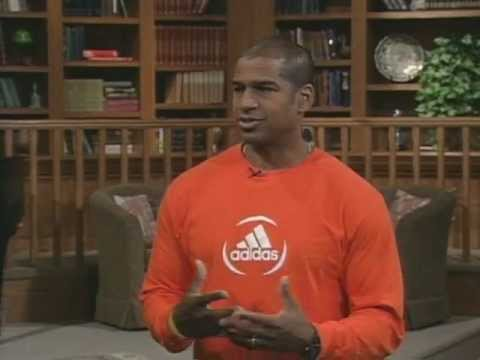 Cary Gordon Totally Fit Training Exercise Session 100 Huntley Street Show