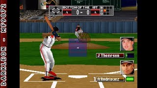 PlayStation - Bottom of the 9th '99 (1998)