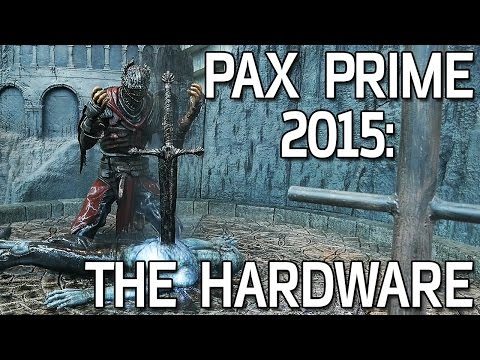 PAX Prime 2015: Just The Hardware