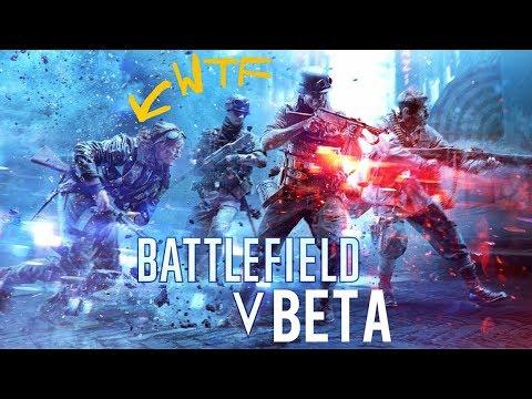 Co tam słychać w cyrku tzn na polu bitwy - Battlefield V Beta thumbnail