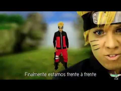 Goku Vs Naruto Batalha De Rap