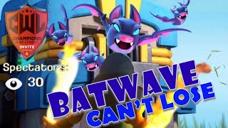 DRAG BATWAVE is the Strongest TH12 Attack Strategy in Clash of Clans! CWL Invite Live Attacks!