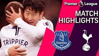 Everton v. Tottenham | PREMIER LEAGUE MATCH HIGHLIGHTS | 12/23/18 | NBC Sports