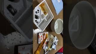 포춘쿠킨 도시락 먹방
