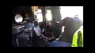 Union Pacific 844 Cab Ride From Walsenburg, CO to Pueblo, CO Part 1