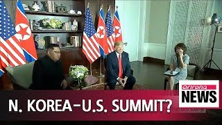 Communication on-going between North Korea and U.S. for summit preparatory meeting: Cho