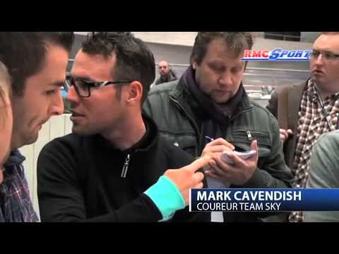 "Mark Cavendish : ""Fuck off !"""
