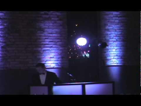 Wedding DJ Gig Log Nicollet Island Minneapolis pt 2