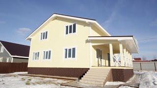 видео Продам дом, 180 м2, участок 10 соток, Калужская область, Балабаново, с. Алопово