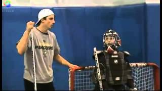 The Marc Andre Fleury saga    spoof