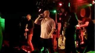 "THE BRONX""THE UNHOLY HAND""53 DEGREES,PRESTON(UK)09/02/13"
