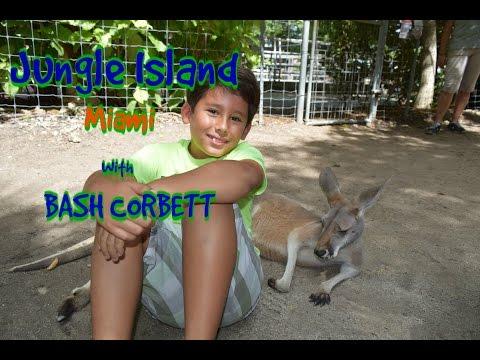 Jungle Island MIAMI with BASH CORBETT 2017