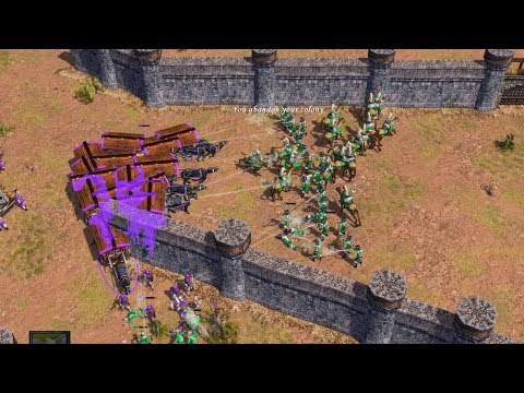 Age of Empires 3 - THE GREATEST WAR | Multiplayer Gameplay