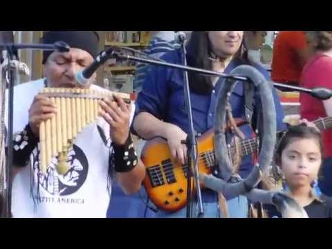 The Pan Flute - Performed by Sicanni & Tumi Arts