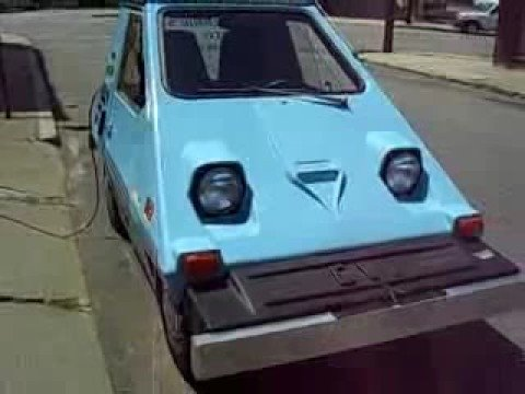 Commutercar Electric Car From The Gets Youtube